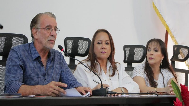 Verano presenta 10 proyectos de ordenanzas en inicio de sesiones ordinarias de la Asamblea