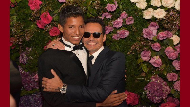 estimonio del joven Ricardo Miranda conmovió al público en gala anual de Marc Anthony