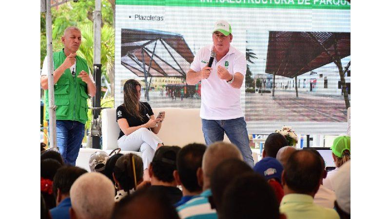 Alcaldía ha remodelado 126 parques en Barranquilla