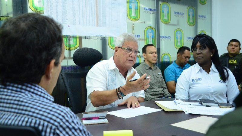 Alcalde de Soledad exige jueces para que los delincuentes no queden libres en las calles