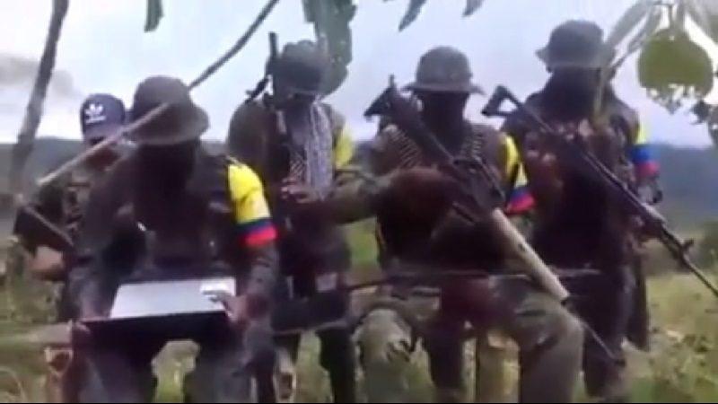 Alias 'Guacho' asegura que las Farc se rearmó en la selva de Colombia