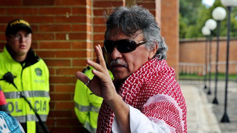 Alias 'Jesús Santrich' fue trasladado al patio de alta seguridad de La Picota