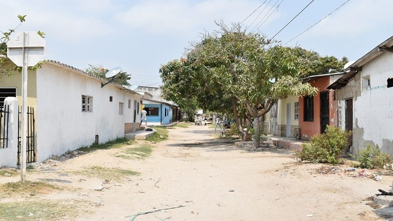 Anuncian pavimentación de vías en los barrios El Pradito y La Magdalena, en Malambo