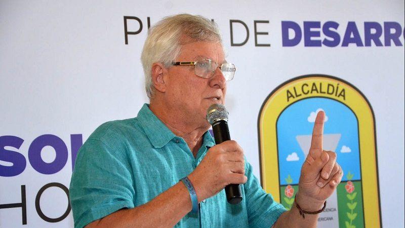Aplazan audiencia pública de rendición de cuentas del Alcalde Joao Herrera