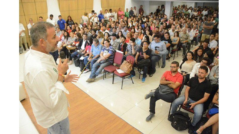 Con más de 190 premios, Distrito abre convocatoria para el Portafolio de Estímulos Artísticos 2018