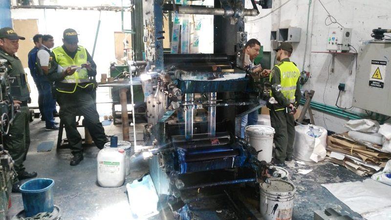 Desmantelan dos fábricas clandestinas de producción de agua en bolsa, en Barranquilla