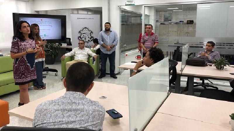 Distrito da la bienvenida a las iniciativas ganadoras del programa Probeta 2.0