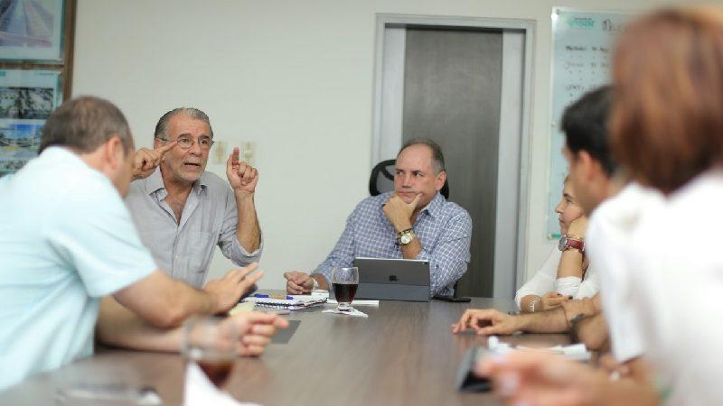 En La Guajira y Cesar se inicia elaboración de plan de desarrollo de la RAP Caribe
