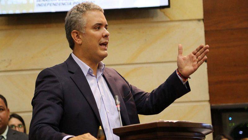 Este jueves 5 de abril, candidato Iván Duque en la Cátedra de Buen Gobierno