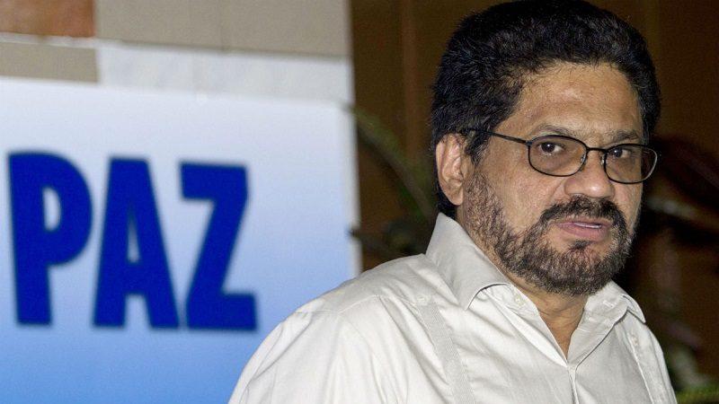 Exguerrillero Iván Márquez también tendría nexos con narcotráfico