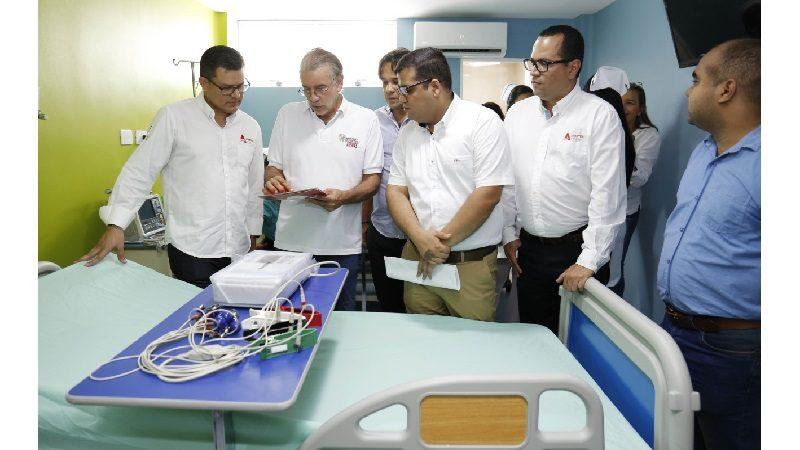 Hospital de Baranoa estrena área de hospitalización y radiología
