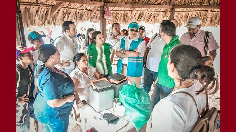 ICBF aumentó oferta institucional para 5.000 niños menores de cinco años en La Guajira