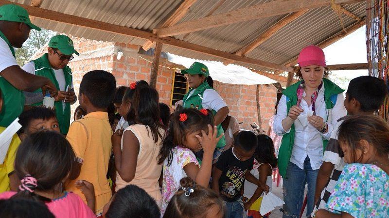 ICBF se toma La Guajira para combatir desnutrición en niños