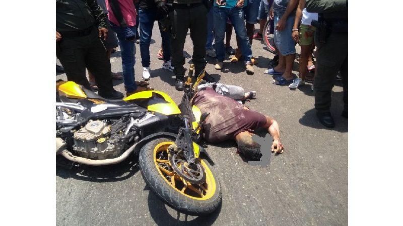 Muere estudiante de Derecho de Uniatlántico al chocar en accidente en la Vía Oriental