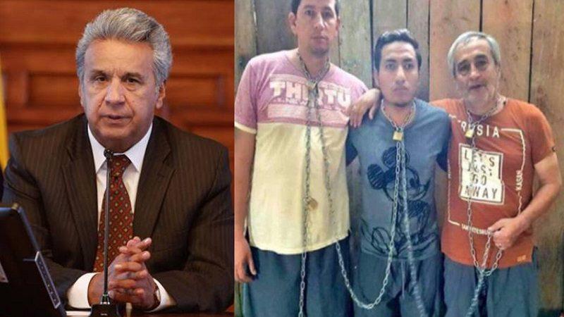 Presidente de Ecuador confirma muerte de periodistas que habían sido secuestrados