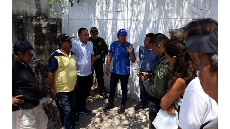 Refuerzan seguridad en cementerio de Malambo, tras actos delictivos