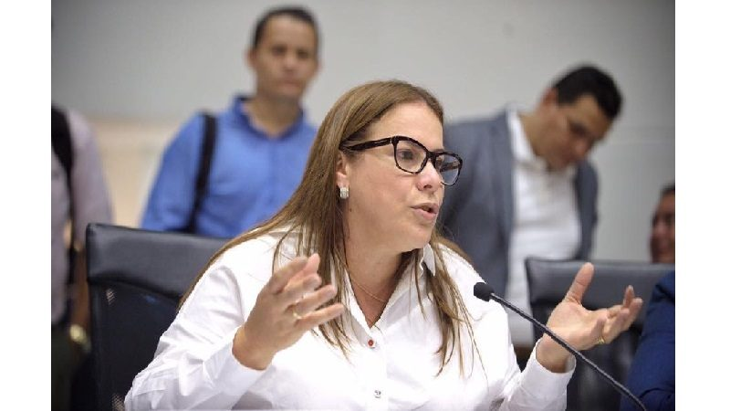 Representante Martha Villalba cita a debate para exigir resultados de intervención a Electricaribe