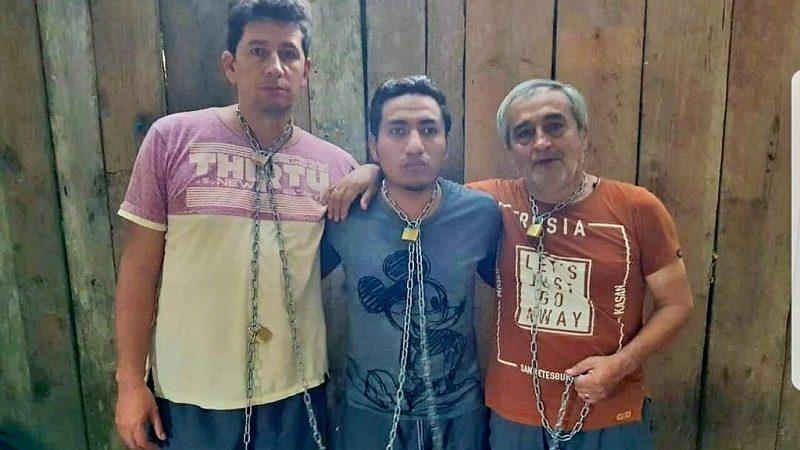 Secuestros, asesinatos y ataques a la prensa, el terrorismo que Ecuador no conocía