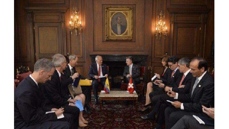 Suiza aporta USD$15,5 millones para desempeño de empresas de acueducto y alcantarillado en Colombia
