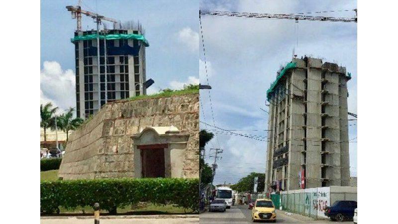 Tribunal Administrativo de Bolívar confirma suspensión de obras del edificio Aquarela