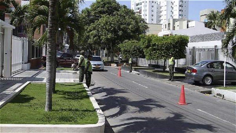 Comerciante llevaba $192 millones en su camioneta y lo atracaron en el norte de Barranquilla