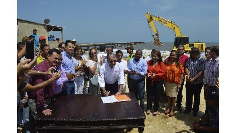 Consorcio Puerto Colombia SBCC reconstruirá el histórico Muelle de Puerto Colombia