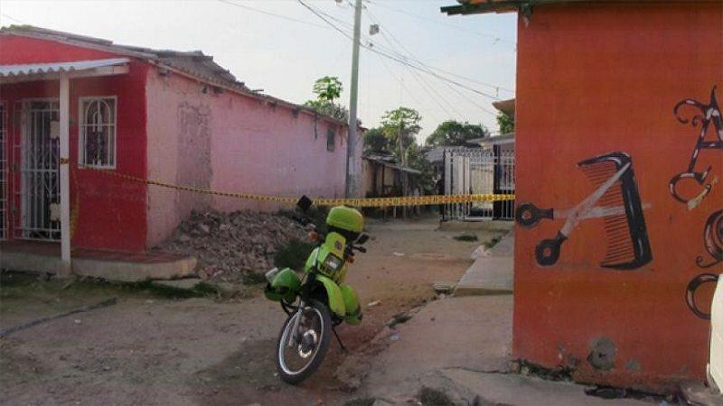 De varios tiros asesinan a adolescente de 14 años en La Chinita