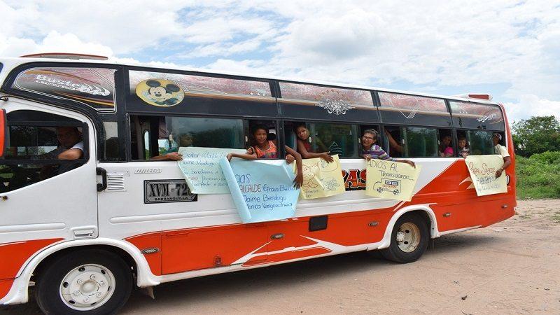 Desde este martes 8 de mayo, Malambo tendrá una nueva ruta de bus