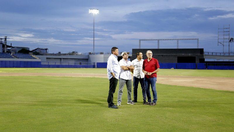 Drenaje del nuevo estadio de béisbol Édgar Rentería pasó la prueba