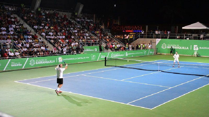 El Parque de Raquetas tiene vocación ganadora
