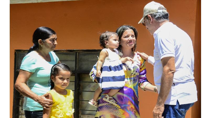 En Atlántico promueven el Día Internacional de las Familias