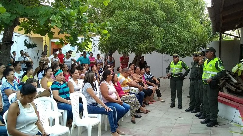 En Atlántico se han impuesto 2.367 comparendos por violar el Código de Policía