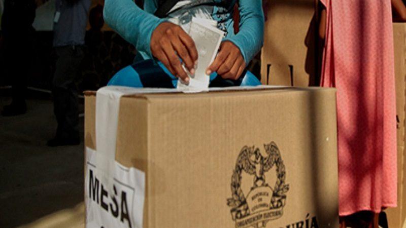 Este domingo 6 de mayo, elecciones atípicas para escoger alcalde de Cartagena