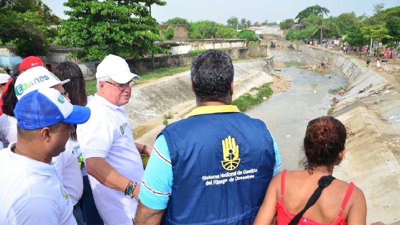 Instalan sala de crisis y centro de acopio para ayudar a damnificados en Soledad