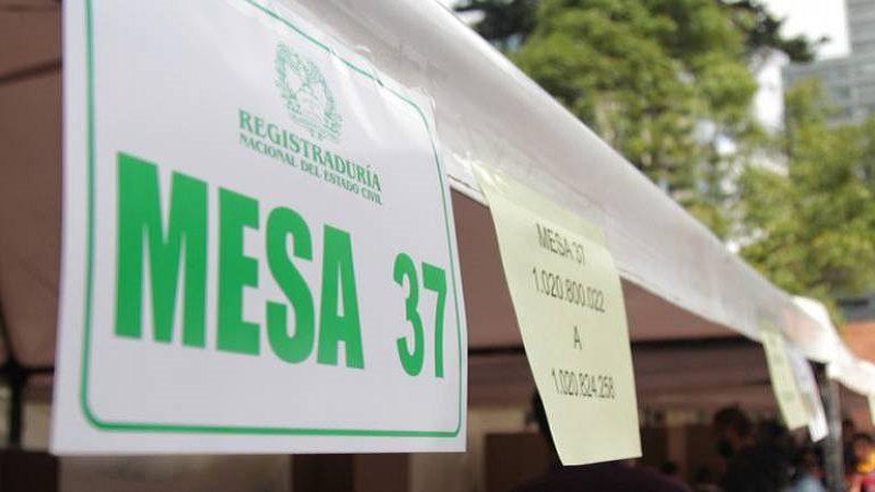 MOE recibió 33 denuncias por irregularidades durante elecciones de este domingo, en Atlántico