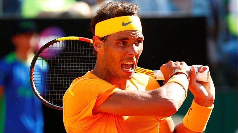 Nadal clasificó a la final del Masters de Roma