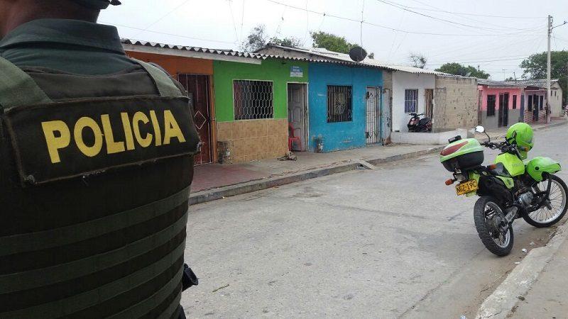 Niño de 7 años resultó herido en ataque a tiros, en el barrio Rebolo Rebolo
