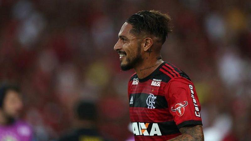 Paolo Guerrero vuelve a jugar con Flamengo tras 6 meses de suspensión por dopaje