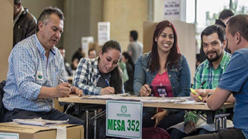 Registraduría inició los sorteos para la designación de jurados de votación