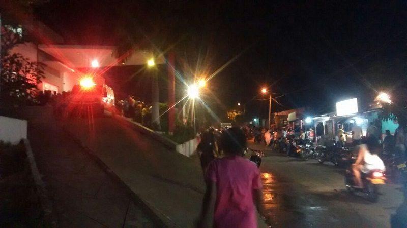 Tres heridos, uno de ellos capturado, deja balacera en Sabanalarga
