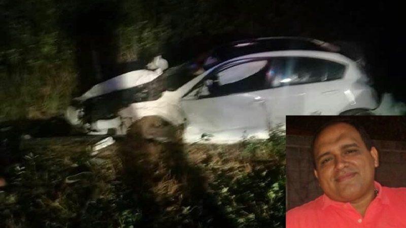 Un muerto deja accidente de tránsito en la vía Polonuevo-Baranoa