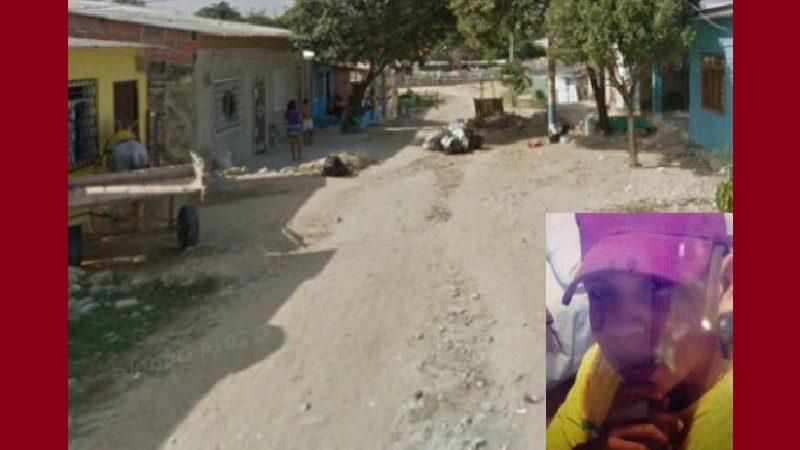 A tiros matan a joven de 19 años en el barrio Los Rosales