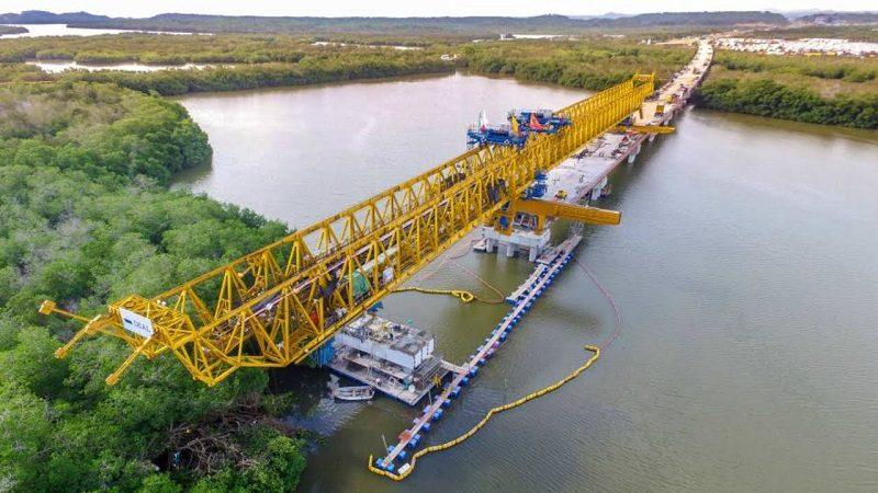 Abecé del proceso de construcción del viaducto más largo de Colombia