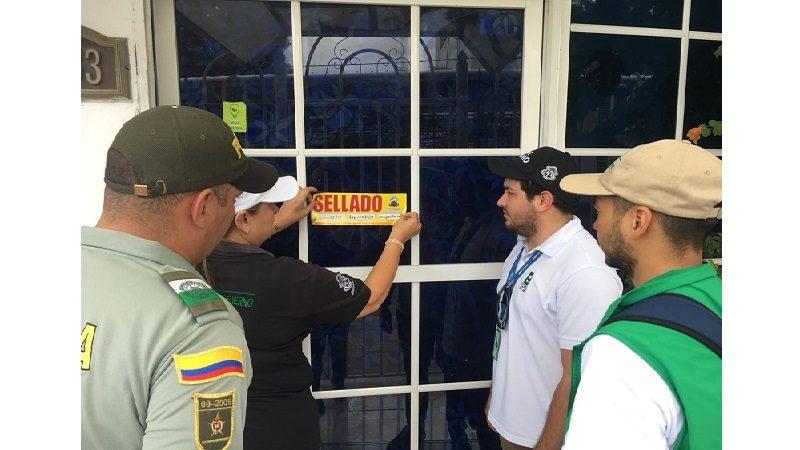 Alcaldía sella 19 establecimientos de turismo en Barranquilla, por no tener registro