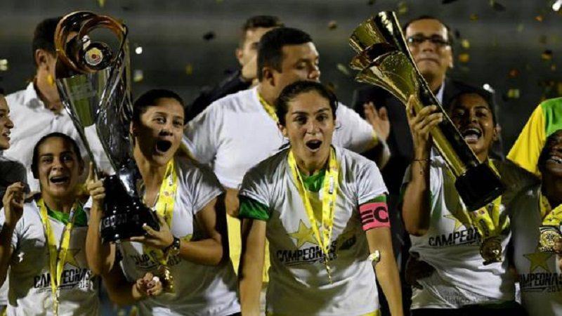 Atlético Huila, nuevo campeón de la Liga Femenina