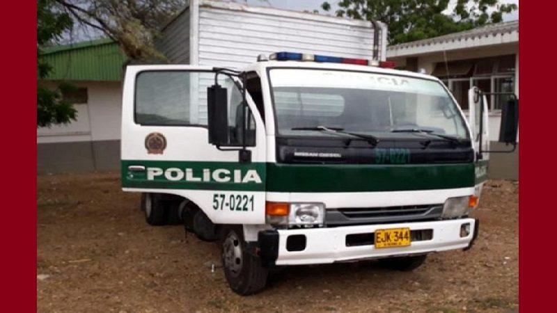Capturan a Policía que transportaba contrabando en camión de la Institución