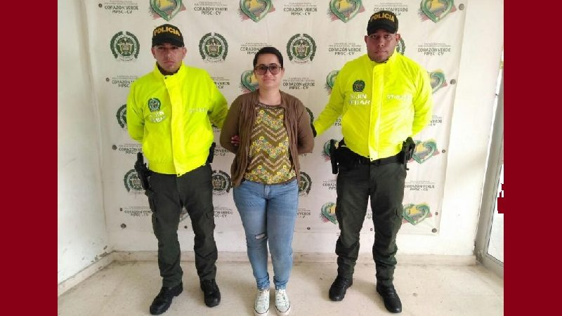 Capturan a cajera de Redy Bancolombia por presunto autorobo en Soledad