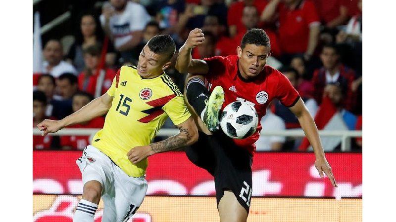 Colombia jugó bien, pero no no definió empató 0-0 con Egipto