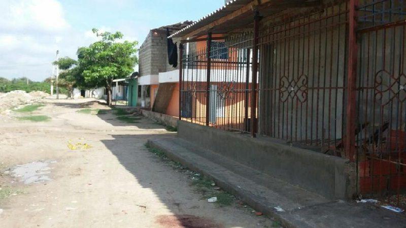 De 4 tiros asesinan a alias 'El Diablo' en el barrio Ciudad Paraíso de Soledad