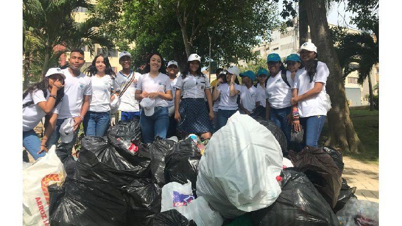 En el Día Mundial del Medio Ambiente, estudiantes de Barranquilla se conectaron con la naturaleza ok
